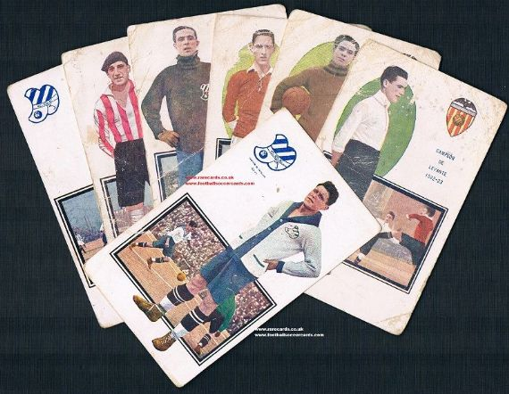 1920s BARGAIN 7 Spanish greats